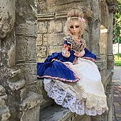 Куклы и пупсы ручной работы. Ярмарка Мастеров - ручная работа Авторская кукла Анжелика. Handmade.