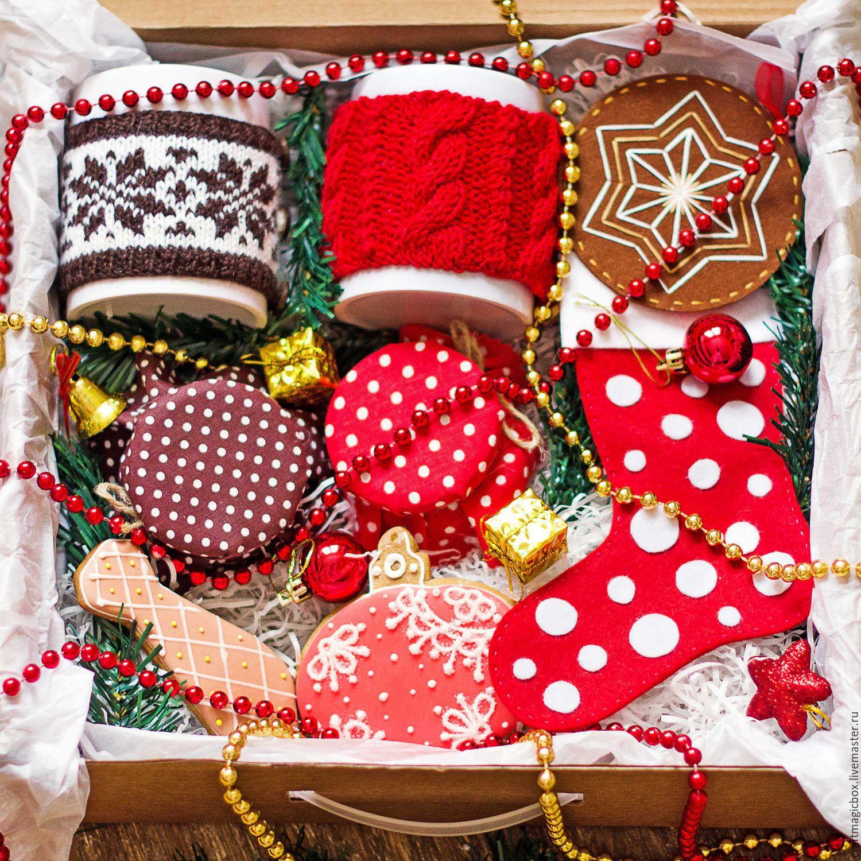 Новогодний семейный набор, Сувениры и подарки, Москва,  Фото №1