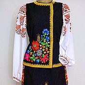 Костюмы ручной работы. Ярмарка Мастеров - ручная работа Украинский костюм. Handmade.