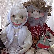 Куклы и игрушки ручной работы. Ярмарка Мастеров - ручная работа домовой оберег для дома. Handmade.