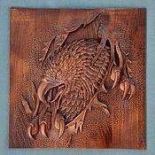 Картины и панно handmade. Livemaster - original item Eagle - Claws. Handmade.
