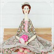 Куклы и игрушки ручной работы. Ярмарка Мастеров - ручная работа Цветочница Анюта. Handmade.