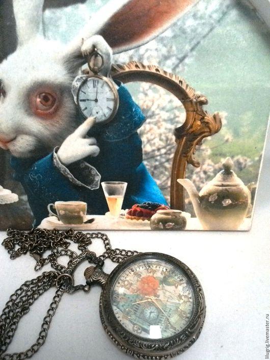 """Часы ручной работы. Ярмарка Мастеров - ручная работа. Купить Часы карманные """"Лондон"""". Handmade. Часы, лондон, 14 февраля"""