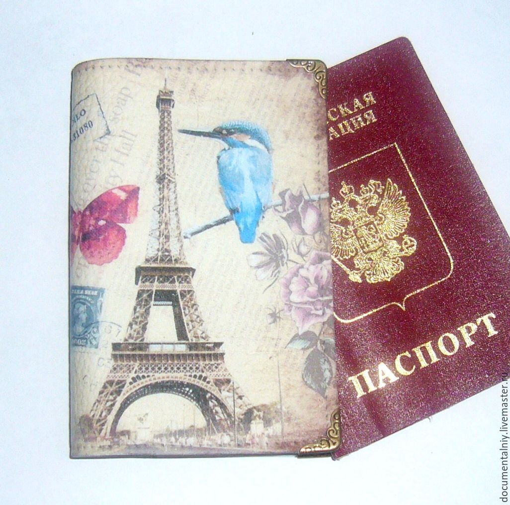 Cover (skin), a series of 'OH, PARIS', Cover, Obninsk,  Фото №1