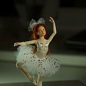 Шарнирная кукла ручной работы. Ярмарка Мастеров - ручная работа Лили. шарнирная кукла 1/12. Handmade.
