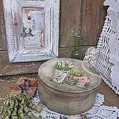 """Для дома и интерьера ручной работы. Ярмарка Мастеров - ручная работа Короб """"Прованские мотивы"""". Handmade."""