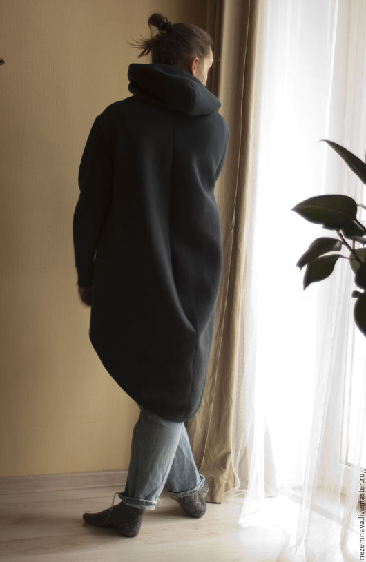 Кофты и свитера ручной работы. Ярмарка Мастеров - ручная работа. Купить Сестра Тучки:). Handmade. Темно-серый, трикотаж, трикотаж