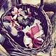 """Подарки для влюбленных ручной работы. Сердечко """"Римские каникулы"""". Дизайн-мастерская EcoShiningHome (eco2014). Ярмарка Мастеров. Природные материалы, эко"""