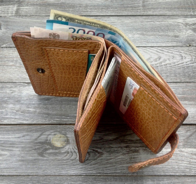 Кошелек для автодокументов, денег, карт, Кошельки, Новосибирск,  Фото №1