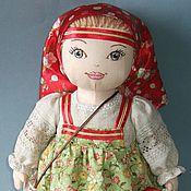 Куклы и игрушки ручной работы. Ярмарка Мастеров - ручная работа Кукла игровая в этно стиле. Handmade.