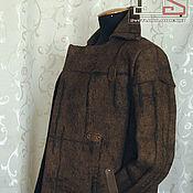 """Одежда ручной работы. Ярмарка Мастеров - ручная работа """"Сиятельство"""" - стильная зимняя куртка для молодого мужчины. Handmade."""