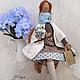 кукла тильда, тильда, тильда Кукла, ярмарка мастеров, Юлия Голованова, портретная тильда, портретная кукла