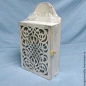 Для дома и интерьера ручной работы. Ярмарка Мастеров - ручная работа Ключница деревянная. Handmade.