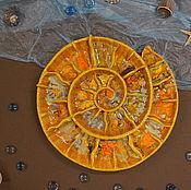 Посуда ручной работы. Ярмарка Мастеров - ручная работа солнце южного моря. Handmade.
