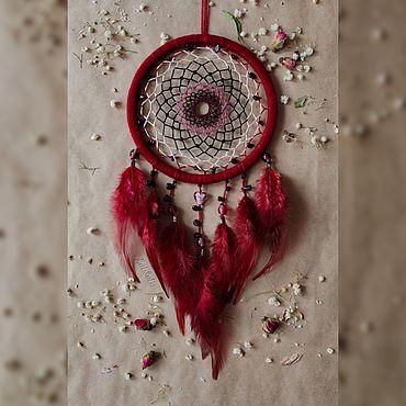 """Феншуй ручной работы. Ярмарка Мастеров - ручная работа Ловец снов """"Душа Орхидеи"""". Handmade."""