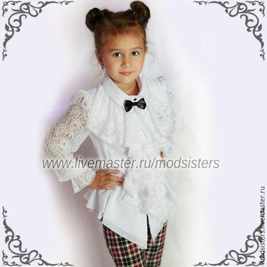 Одежда для девочек, ручной работы. Ярмарка Мастеров - ручная работа. Купить Школьная форма Арт.007. Handmade. Школьная форма