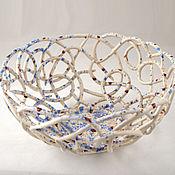 Для дома и интерьера handmade. Livemaster - original item Surf - sweets bowls d20 d12 cm media. Handmade.