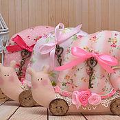 Куклы и игрушки ручной работы. Ярмарка Мастеров - ручная работа Улиточка Тильда. Handmade.