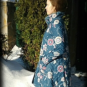 Одежда ручной работы. Ярмарка Мастеров - ручная работа Пальто стеганое 2. Handmade.