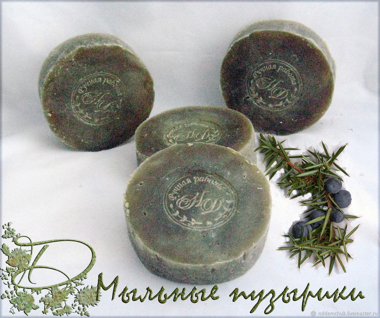 soap: Juniper, Soap, Moscow,  Фото №1