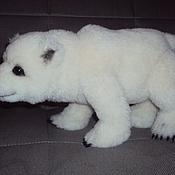 """Куклы и игрушки ручной работы. Ярмарка Мастеров - ручная работа Медведь """"Хайги"""". Handmade."""