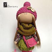 Куклы и игрушки ручной работы. Ярмарка Мастеров - ручная работа Интерьерная кукла.. Handmade.