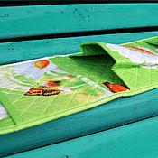 """Работы для детей, ручной работы. Ярмарка Мастеров - ручная работа Кармашки в шкафчик (детский сад) """"Ромашки"""". Handmade."""