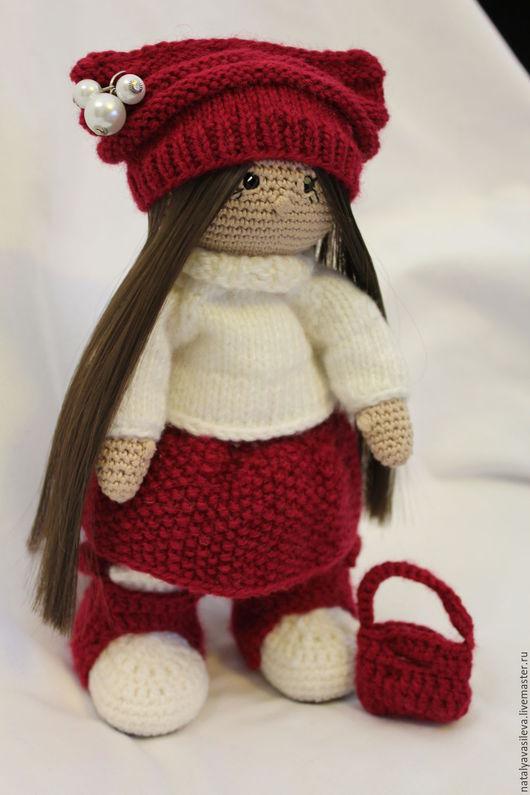 Человечки ручной работы. Ярмарка Мастеров - ручная работа. Купить Кукла. Handmade. Кукла ручной работы, подарок