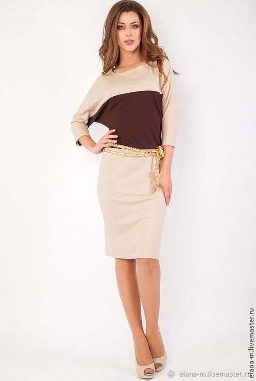Платье деловое, стильное, модное для успешных женщин, Платья, Москва,  Фото №1