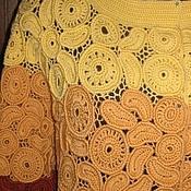 """Одежда ручной работы. Ярмарка Мастеров - ручная работа Пальто """"Краски осени"""".Авторская работа. Handmade."""