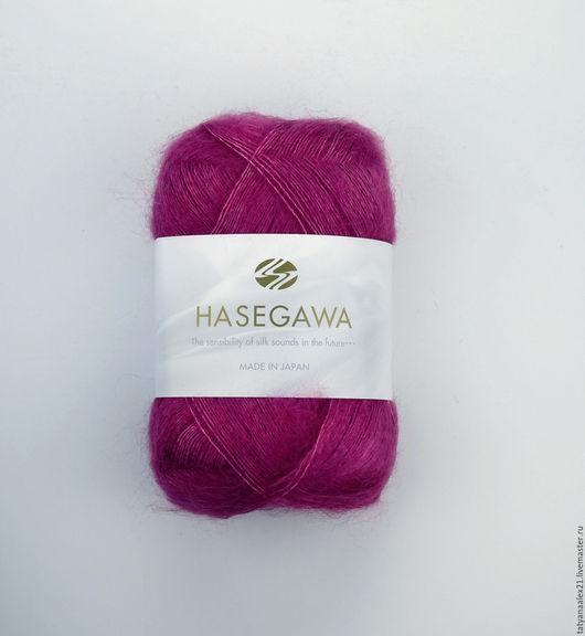 Вязание ручной работы. Ярмарка Мастеров - ручная работа. Купить Пряжа Hasegawa Seika № 35 Azalea. Handmade.