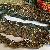 Материалы для творчества handmade. Livemaster - original item Embroidery on fabric No. №908. Handmade.