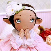 Куклы и пупсы ручной работы. Ярмарка Мастеров - ручная работа Обезьянка Аурелия. Handmade.
