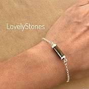 handmade. Livemaster - original item The bracelet Sparkles with mother-of-pearl on the delicate chain gift girlfriend, wife. Handmade.