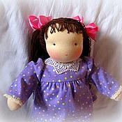 Куклы и игрушки ручной работы. Ярмарка Мастеров - ручная работа Вальдорфская кукла-девочка 30-35 см. Handmade.