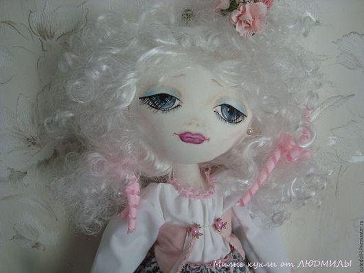 Коллекционные куклы ручной работы. Ярмарка Мастеров - ручная работа. Купить Интерьерная текстильная кукла.Коллекция «Пастораль».. Handmade.