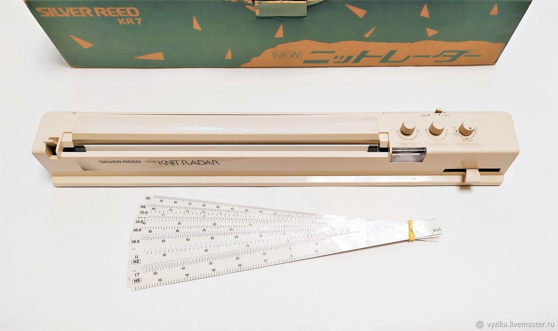 Лекальное устройство KR7 Silver Reed, Инструменты для вязания, Москва,  Фото №1
