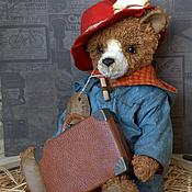 Куклы и игрушки ручной работы. Ярмарка Мастеров - ручная работа Всем известный медведь). Handmade.
