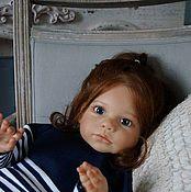 Куклы и игрушки ручной работы. Ярмарка Мастеров - ручная работа Кукла реборн Элиза №3 ( куклы реборн Дмитриевой Ирины). Handmade.