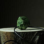 Украшения ручной работы. Ярмарка Мастеров - ручная работа Кулон из Стабилизированного дерева. Handmade.