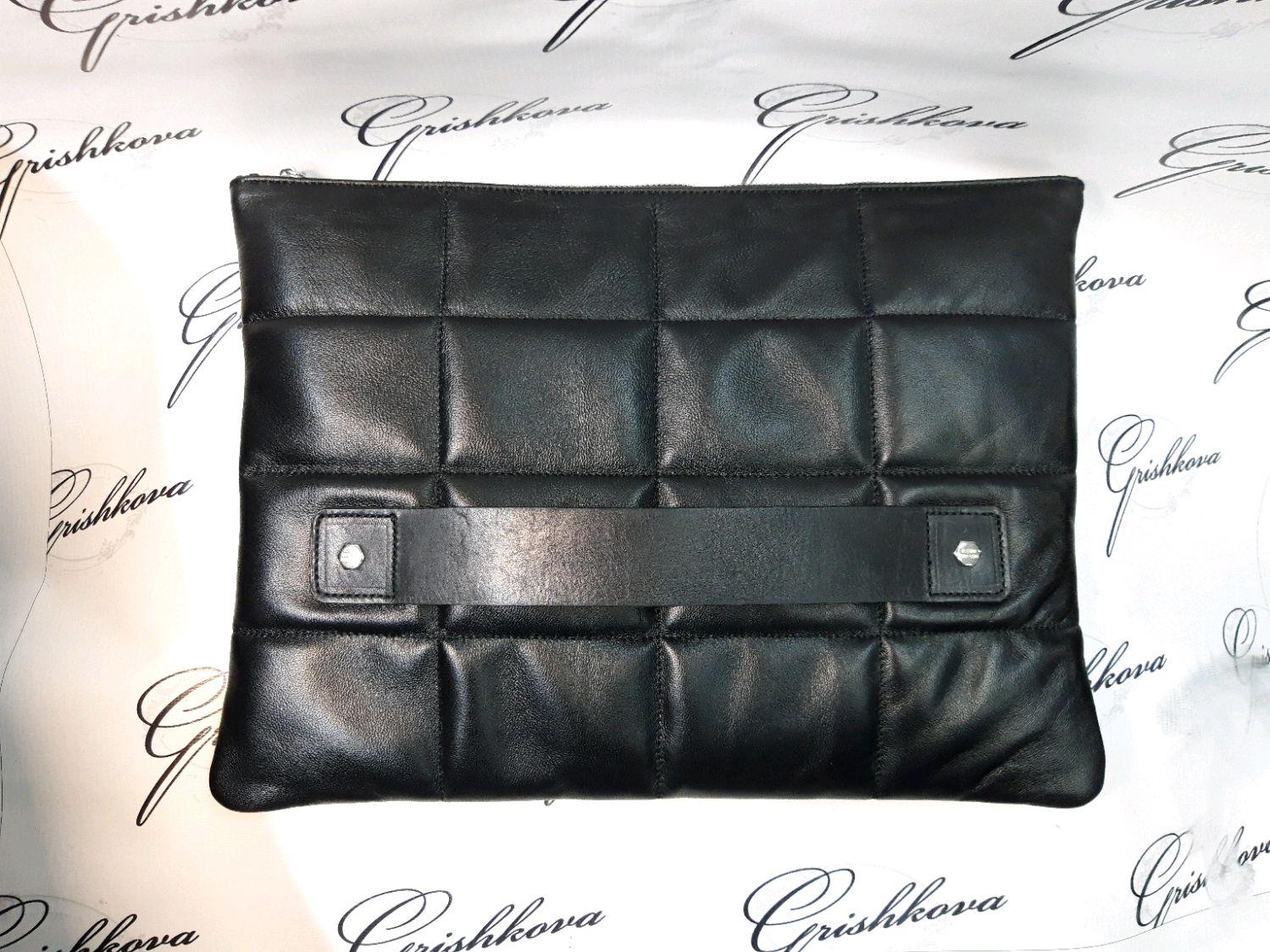 Папка-клатч для документов, Мужская сумка, Кострома,  Фото №1