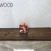 Для дома и интерьера handmade. Livemaster - original item Shelf decorative. Handmade.
