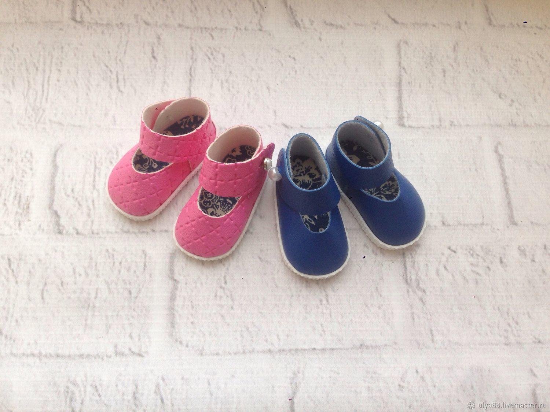 Туфельки для куклы Паола Рейна, Одежда для кукол, Москва,  Фото №1