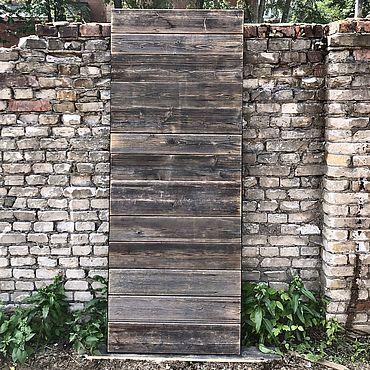 Для дома и интерьера ручной работы. Ярмарка Мастеров - ручная работа Двери: Дверь. Handmade.