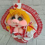 Куклы и игрушки handmade. Livemaster - original item Doll Popik Medicca. Handmade.