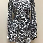 Одежда ручной работы. Ярмарка Мастеров - ручная работа Платье « иллюзия». Handmade.