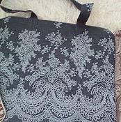 Сумки и аксессуары handmade. Livemaster - original item Linen bag. Handmade.