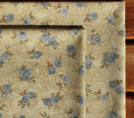 Шитье ручной работы. Ярмарка Мастеров - ручная работа. Купить Ткань для пэчворка. Handmade. Ткань, ткань хлопок, хлопковая ткань