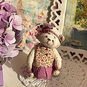 Куклы и игрушки ручной работы. Ярмарка Мастеров - ручная работа Тедди мишка Прованс. Handmade.
