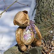 Куклы и игрушки ручной работы. Ярмарка Мастеров - ручная работа Хранитель цветочных тайн мишка тедди. Handmade.